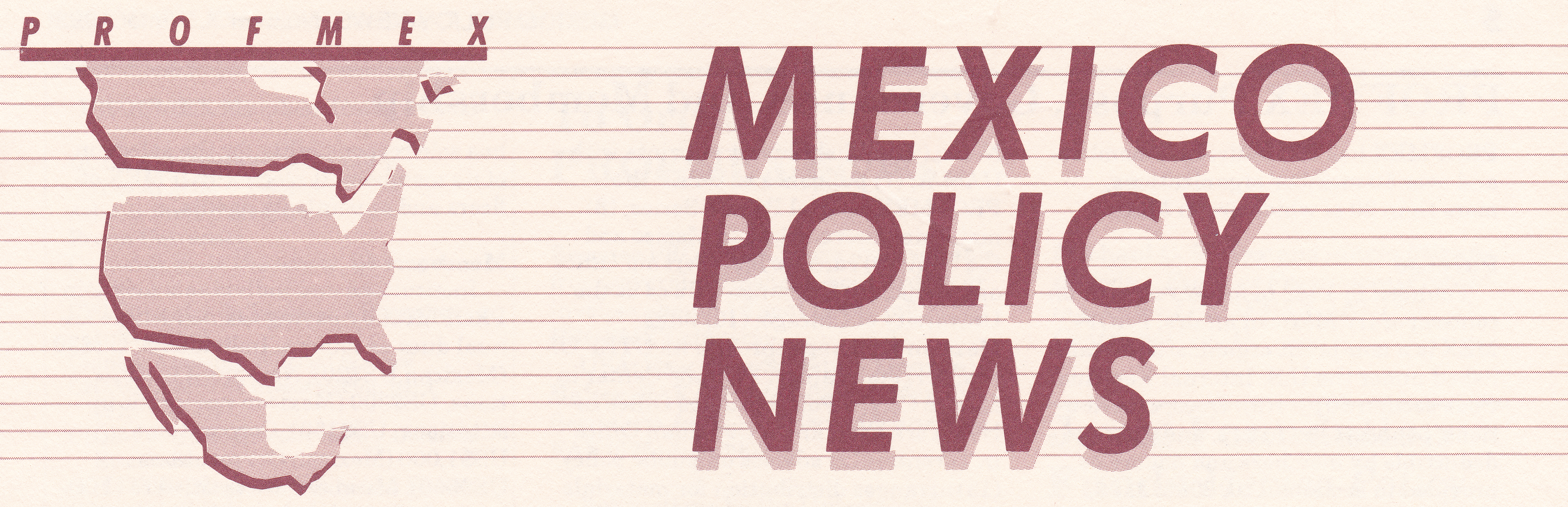 Mexico Policy News